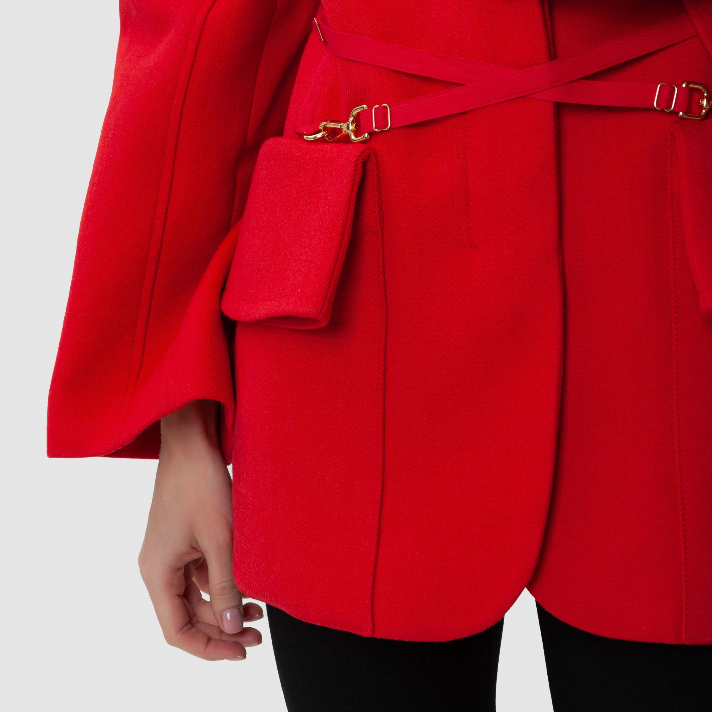 Жакет  Jacquemus La veste Soco красный