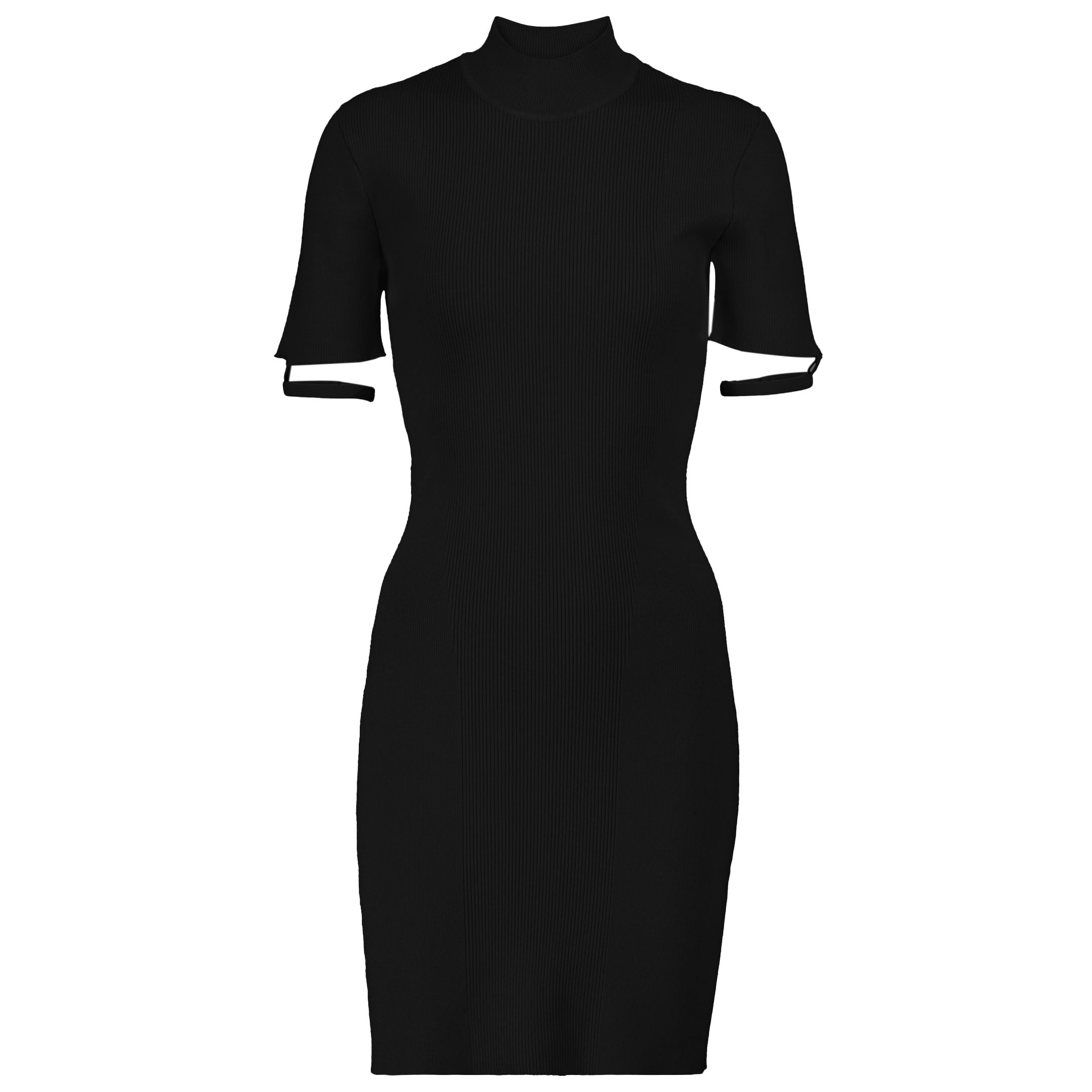Платье Jacquemus La robe Torre черное