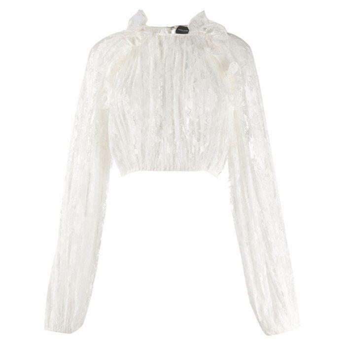 Блуза Magda Butrym белая