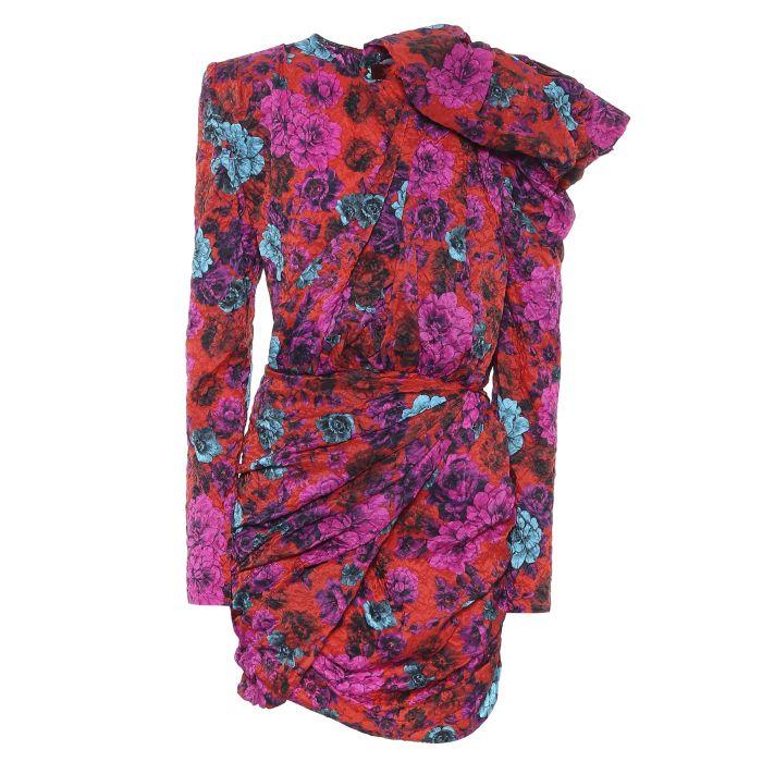 Платье Magda Butrym разноцветное