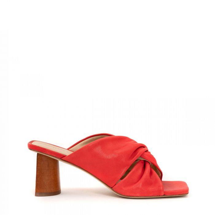 Босоножки Rejina Pyo Naomi красные