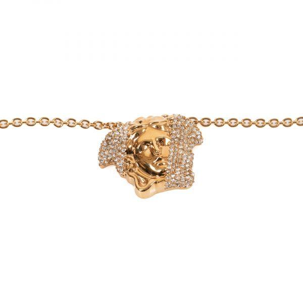 Ожерелье Versace PALAZZO DIA золотое