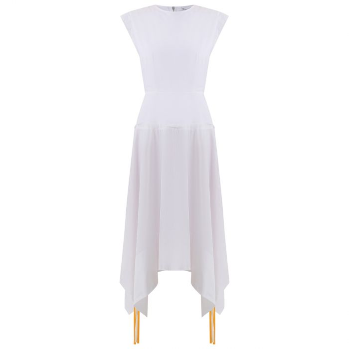 Платье J.W.Anderson белое