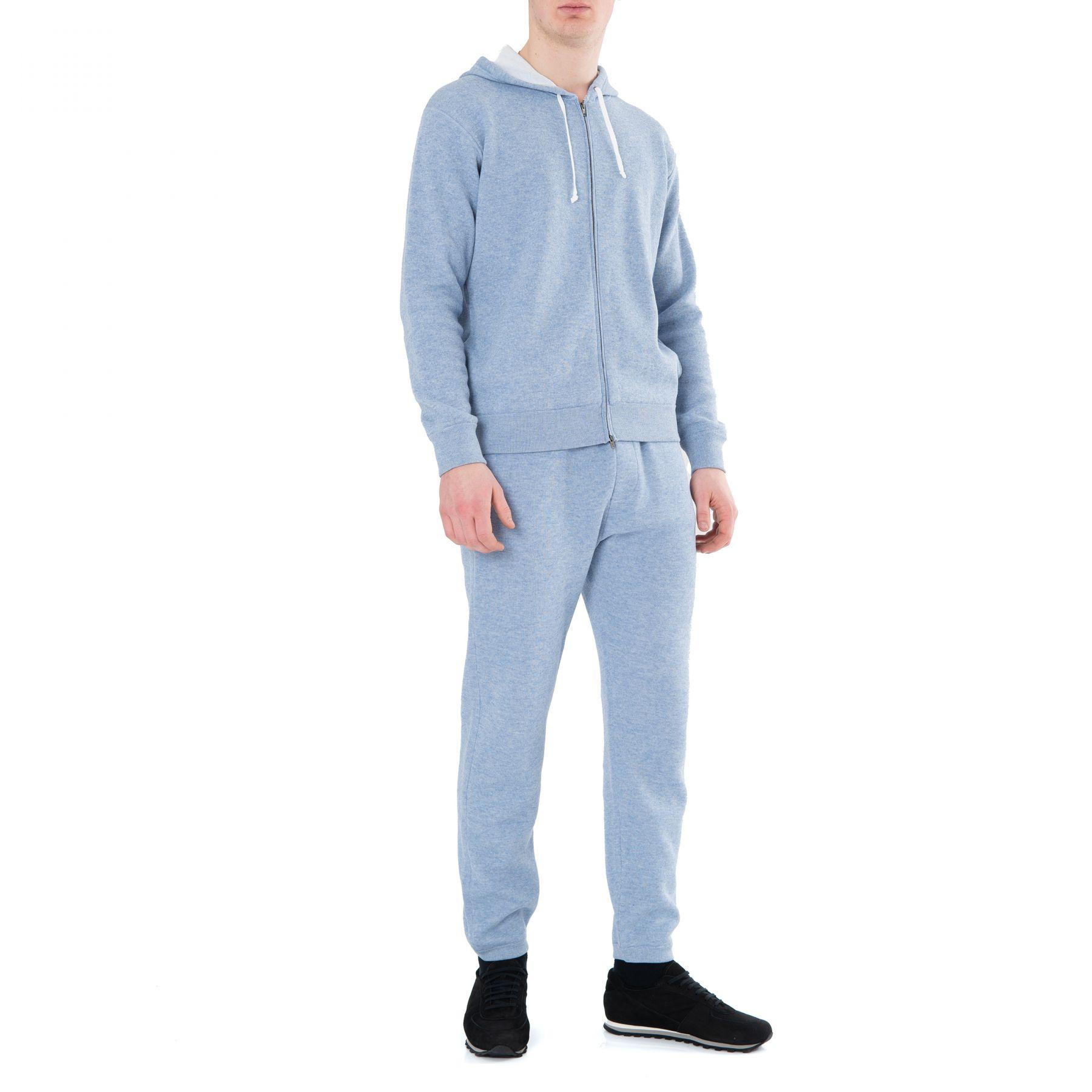 Спортивный костюм Luciano Barbera голубой