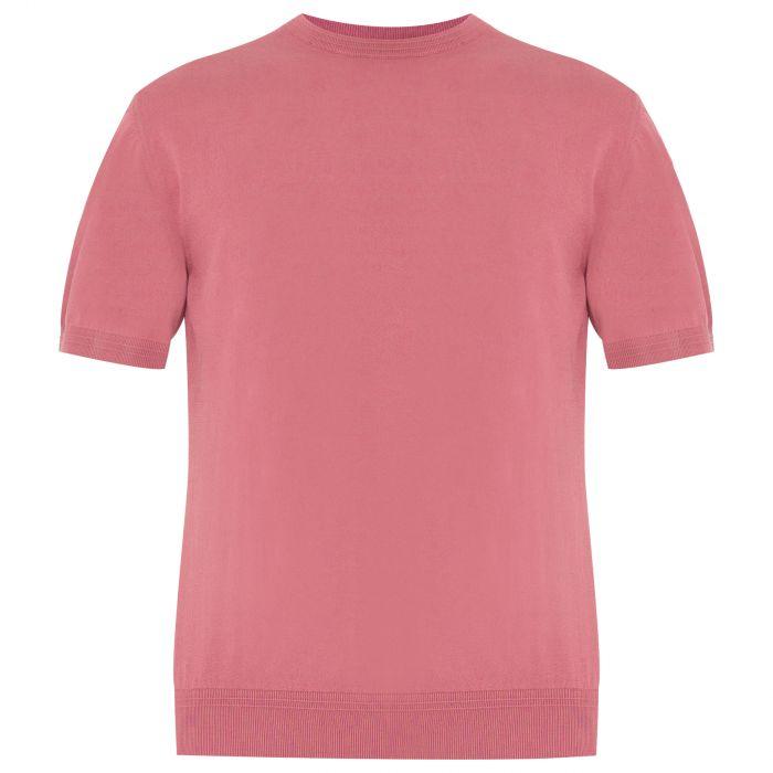 Свитер Luciano Barbera розовый