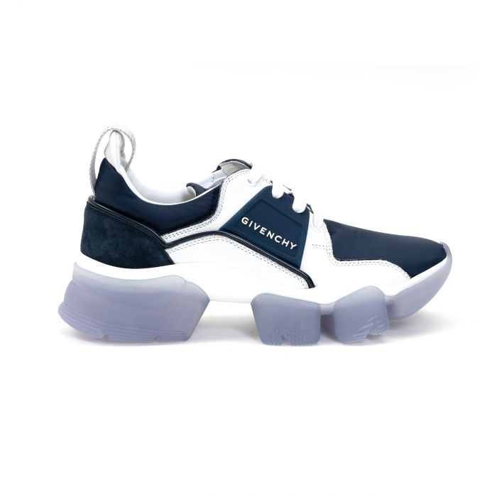 Сникеры Givenchy Jaw сине-белые