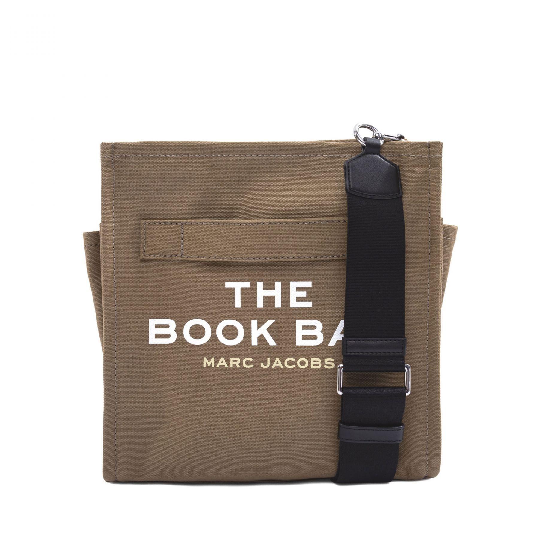 Сумка Marc Jacobs The Book Bag коричневая