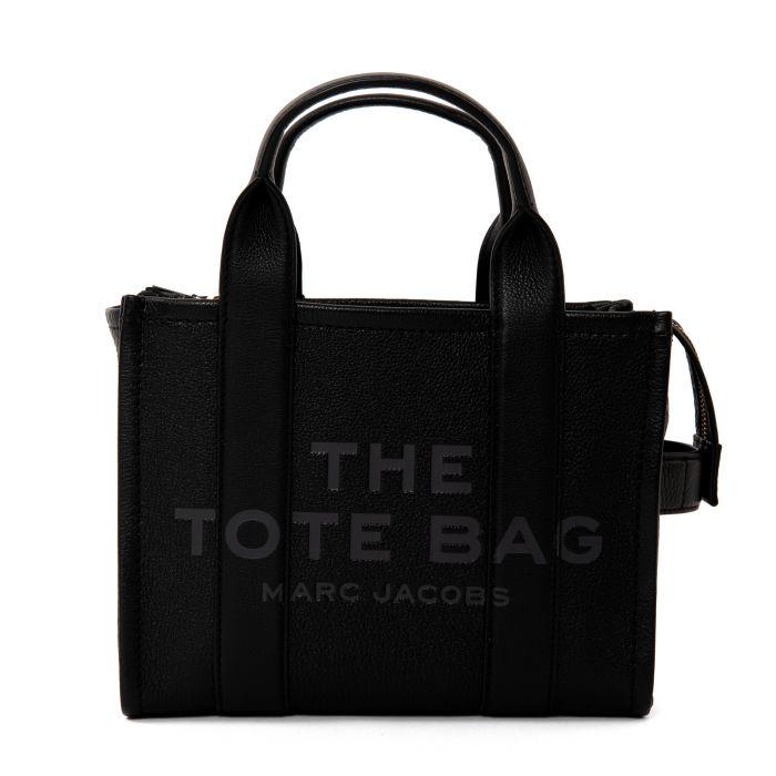 Сумка Marc Jacobs The Mini Tote Bag черная