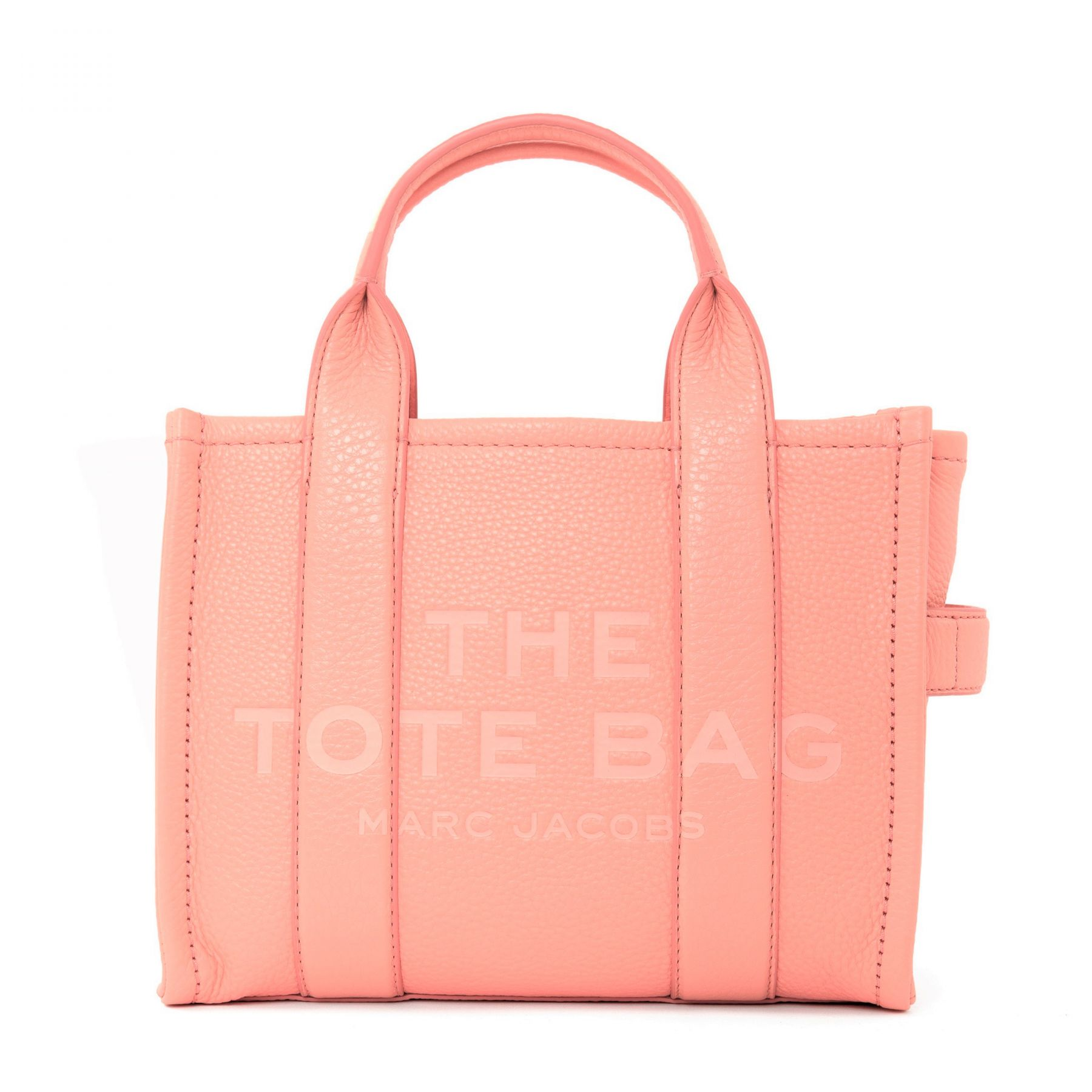 Сумка Marc Jacobs The Mini Tote Bag персиковая