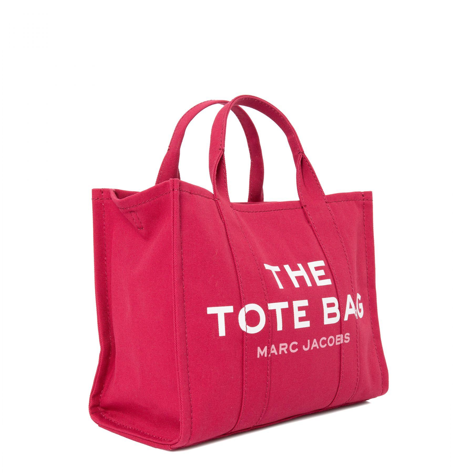 Сумка Marc Jacobs THE MINI TOTE BAG розовая