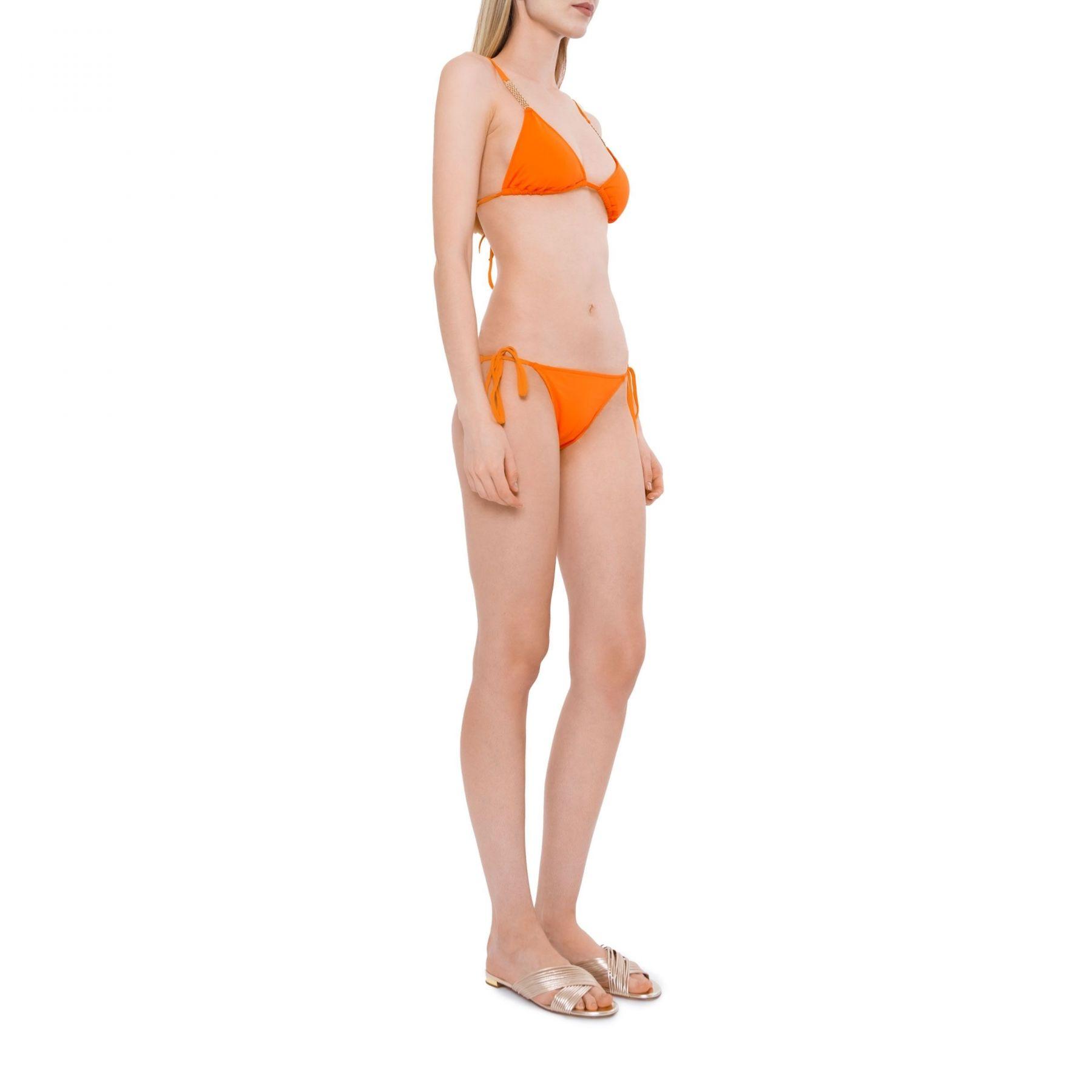 Купальник Melissa Odabash MALDIVES оранжевый