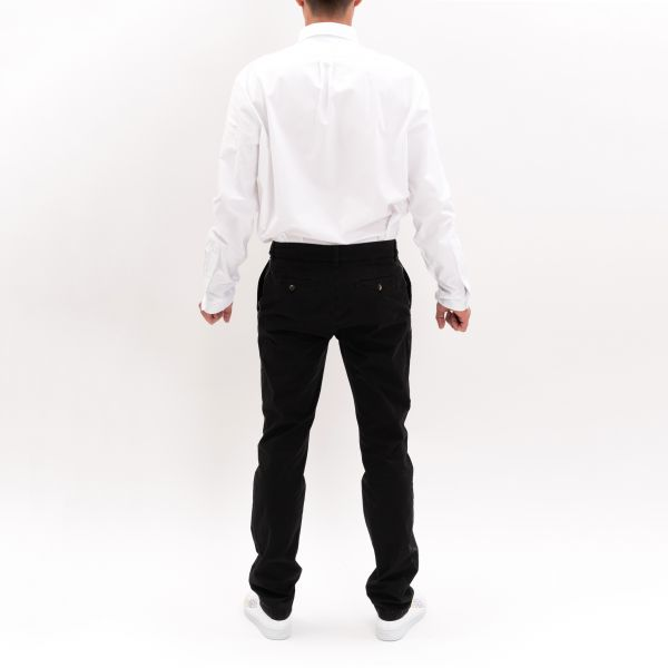 Рубашка с длинными рукавами Kenzo белая