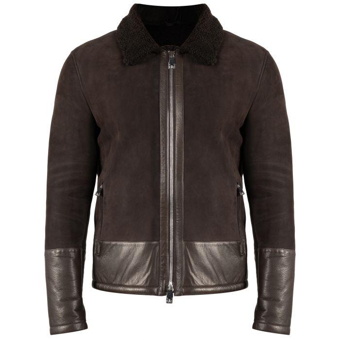 Куртка Corneliani коричневая