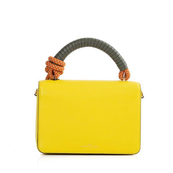 Сумка Marc Jacobs THE J LINK желтая