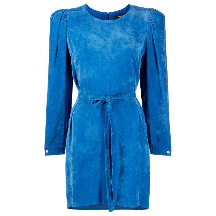 Платье Isabel Marant синее