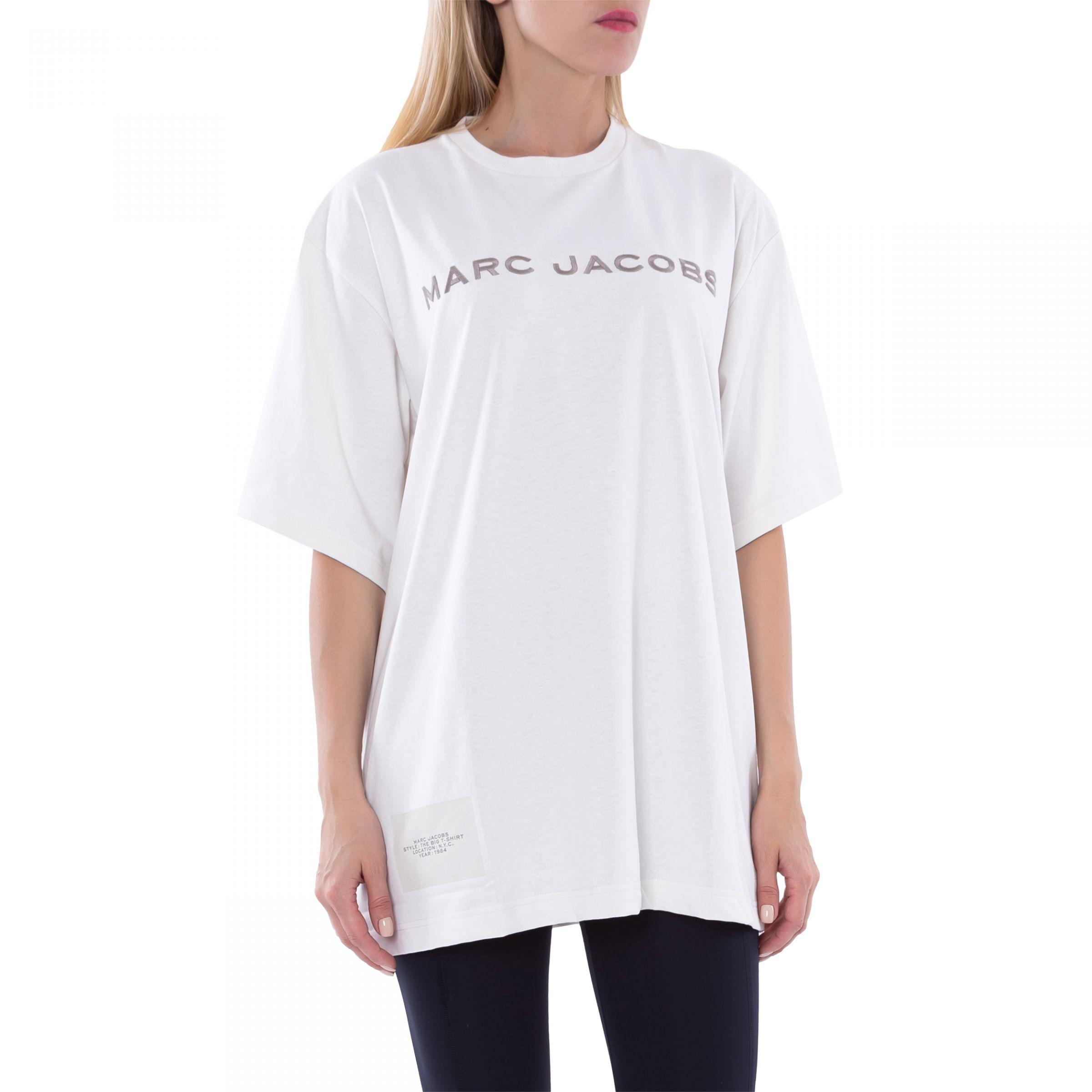 Футболка Marc Jacobs белая
