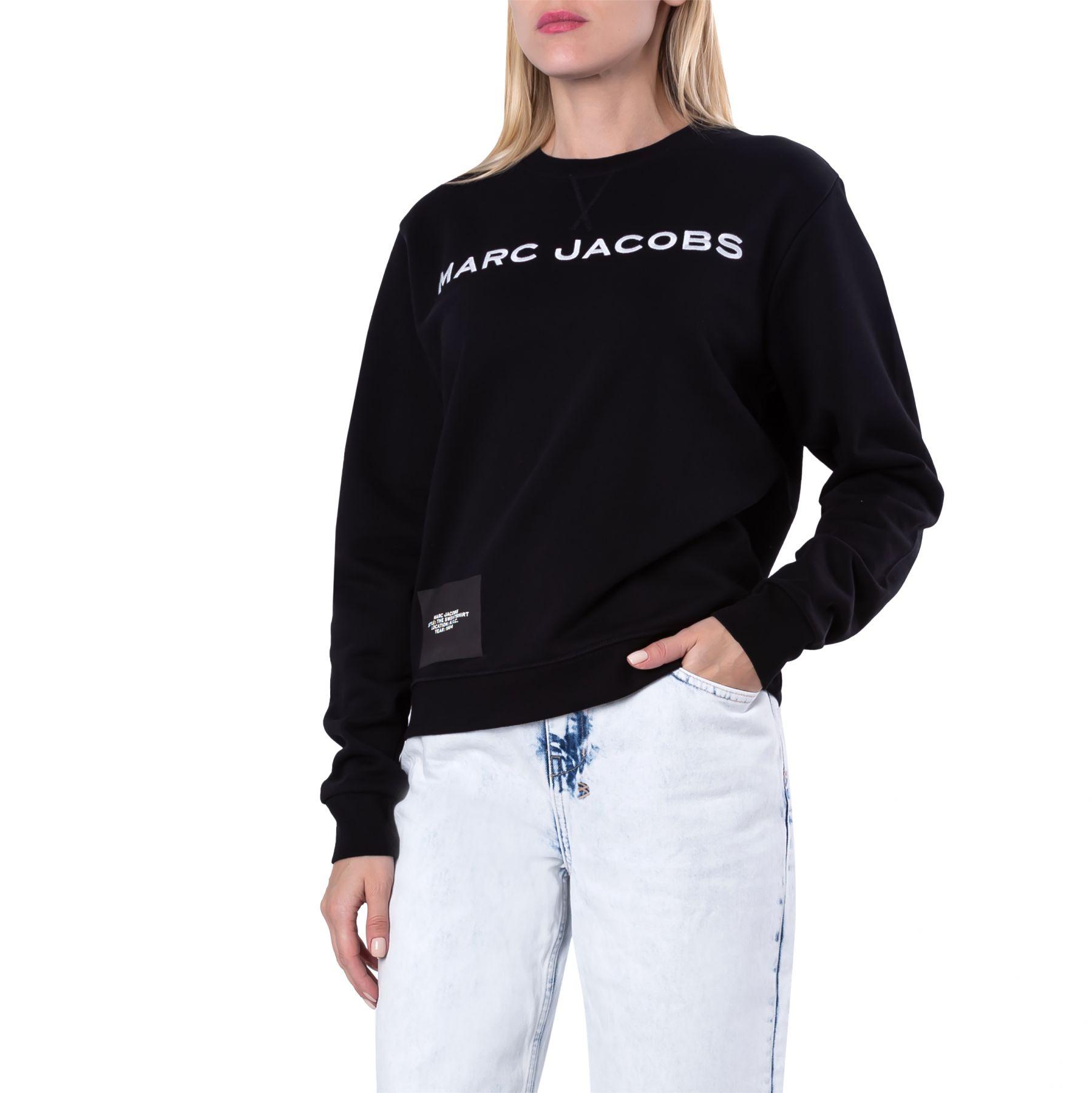 Свитшот Marc Jacobs черный