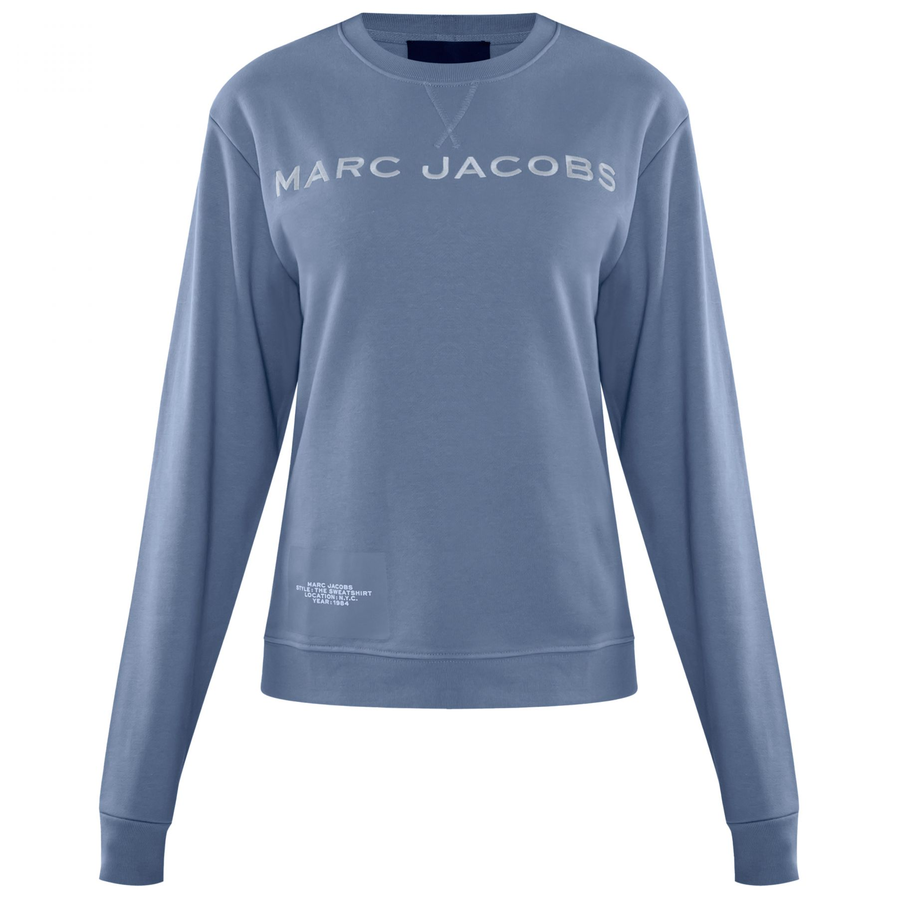 Свитшот Marc Jacobs синий