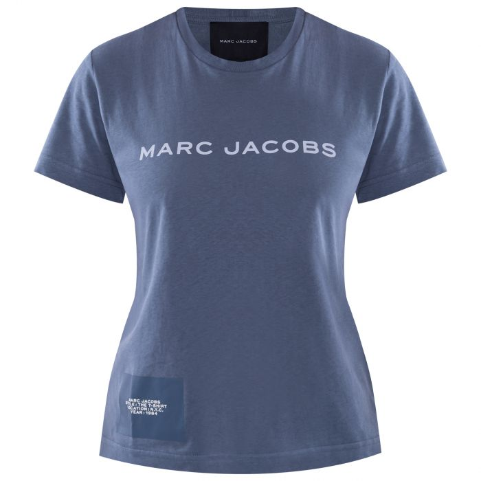Футболка Marc Jacobs синяя