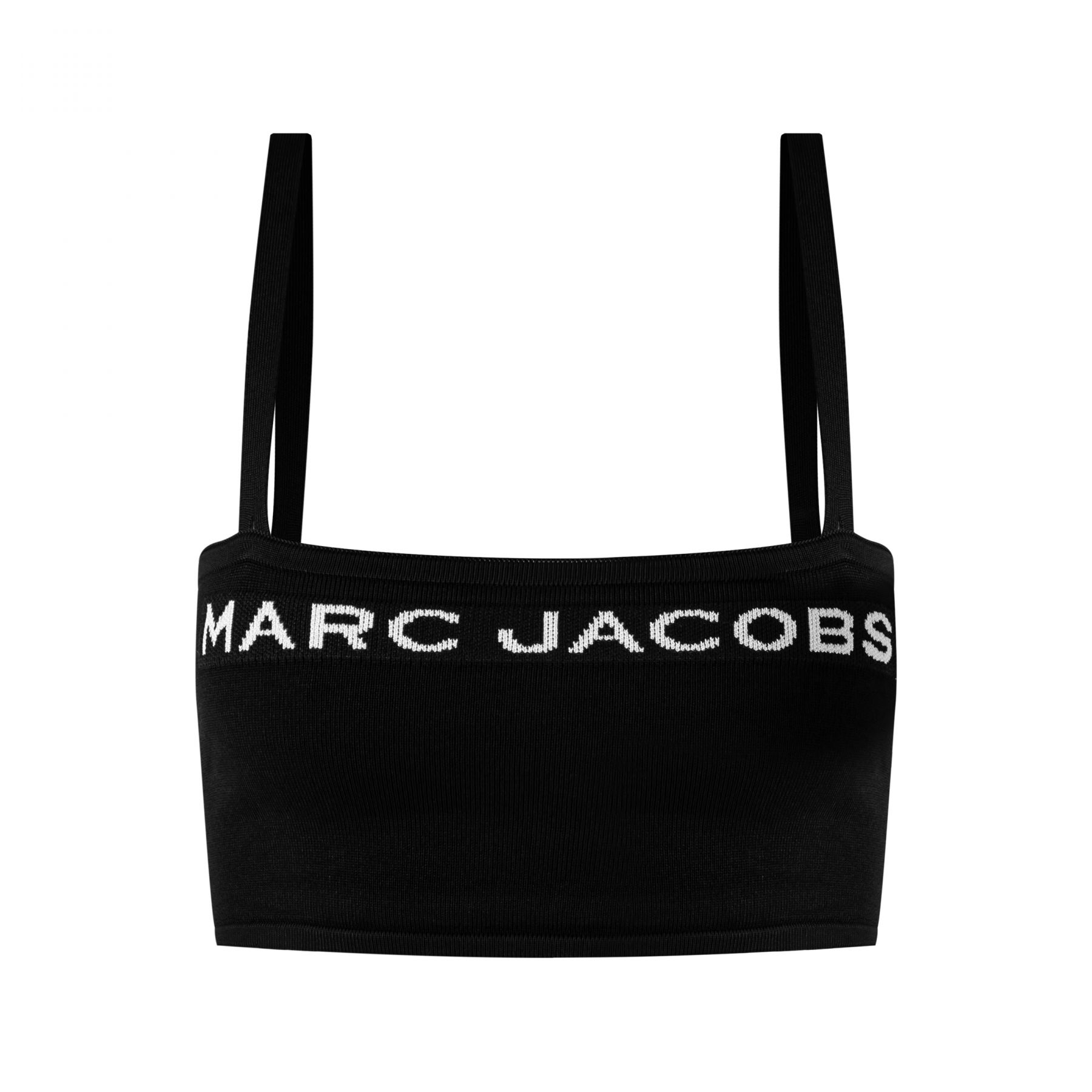 Топ Marc Jacobs черный