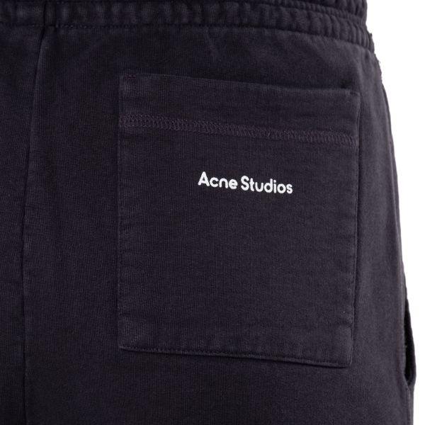 Брюки Acne Studios черные