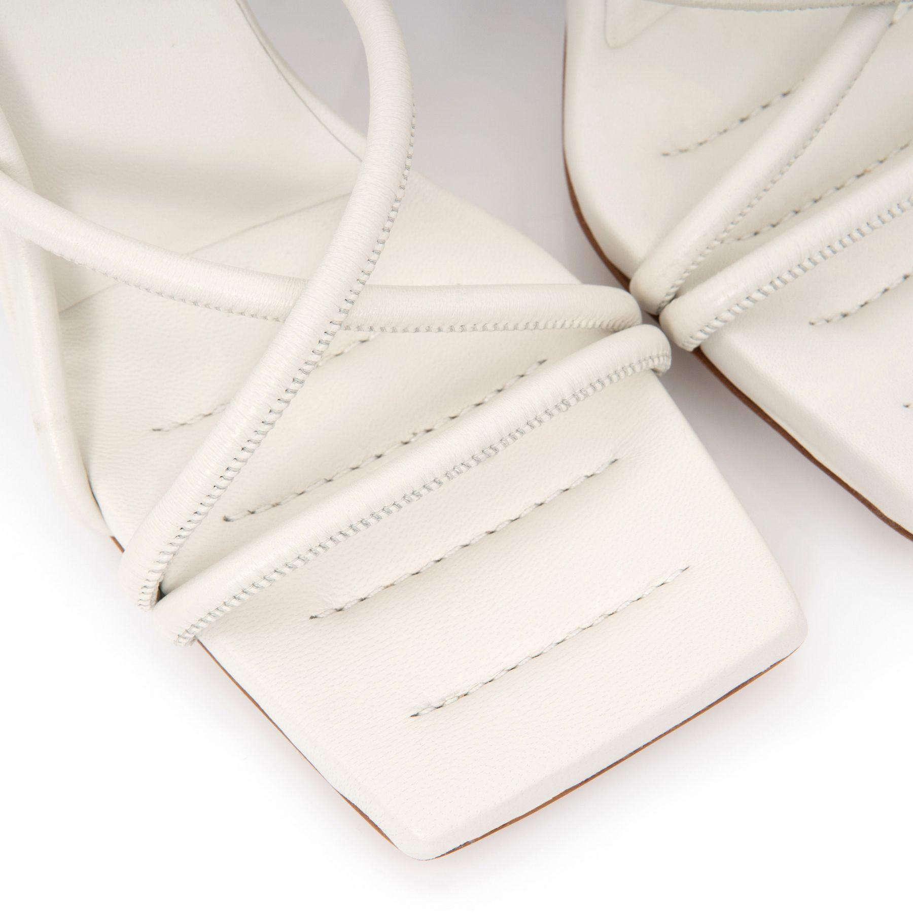 Босоножки Gia ROSIE 2 белые