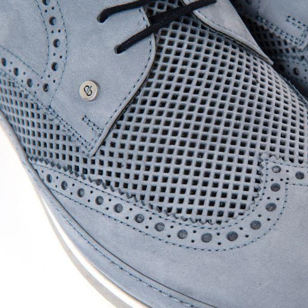 Туфли Aldo Brue светло-голубые