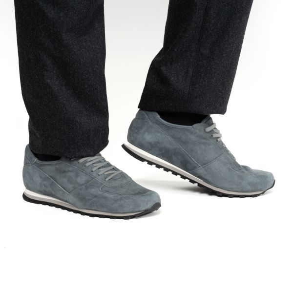 Кроссовки Andrea Ventura серые
