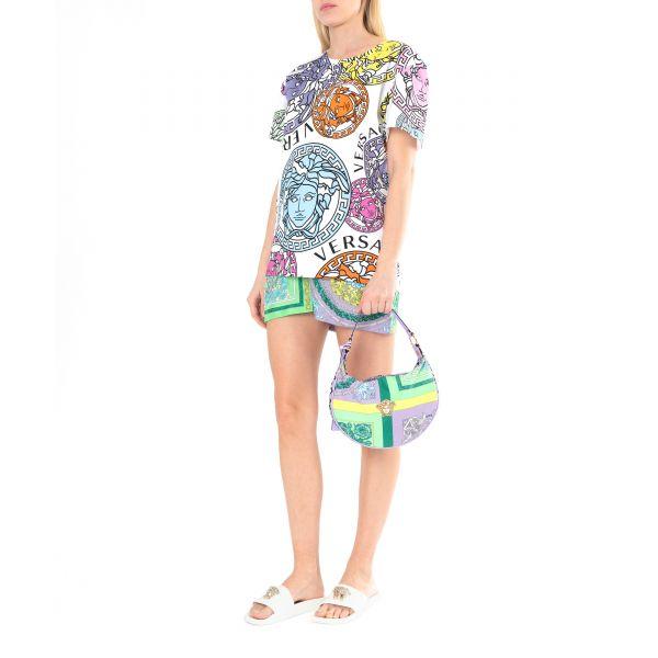 Сумка Versace разноцветная