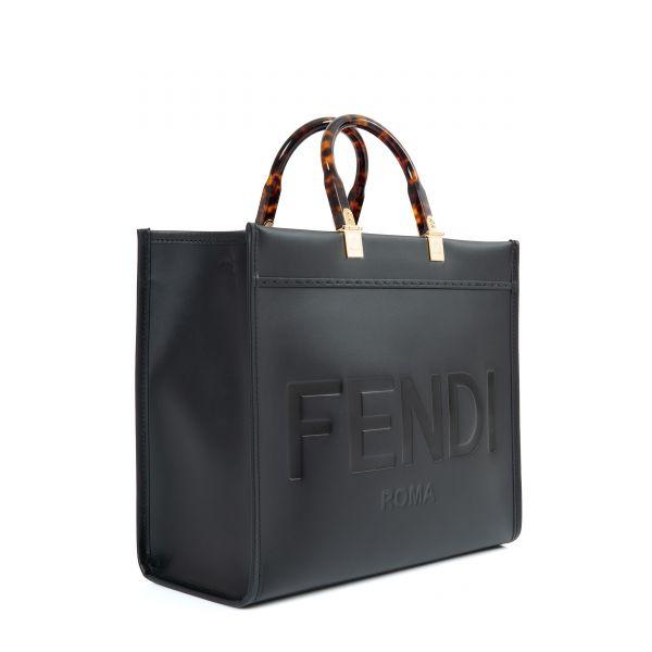 Сумка Fendi SUNSHINE черная