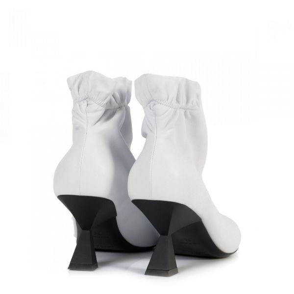 Ботильоны Givenchy белые