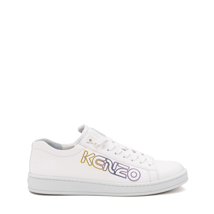 Сникеры Kenzo белые