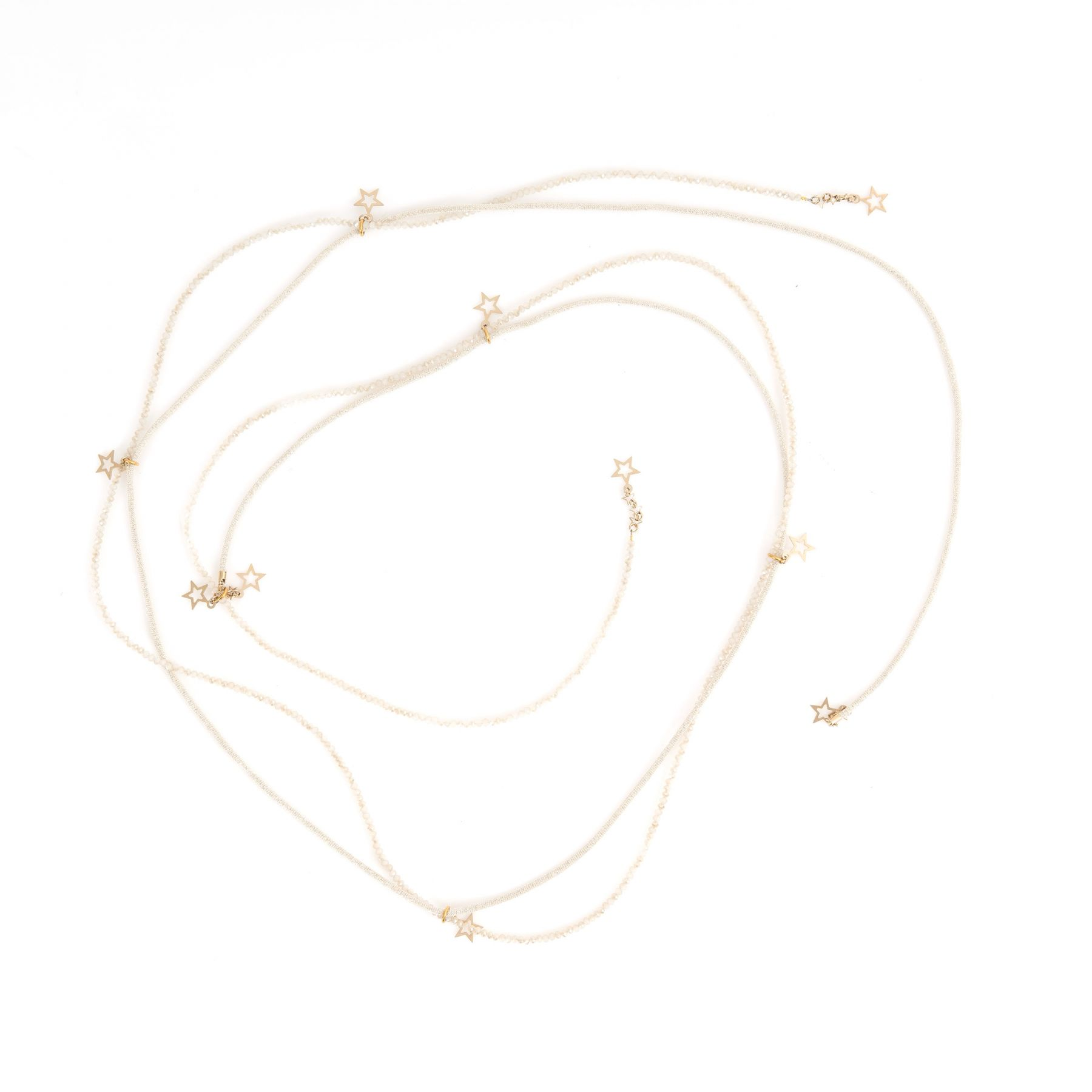 Ожерелье Lorena Antoniazzi золотое