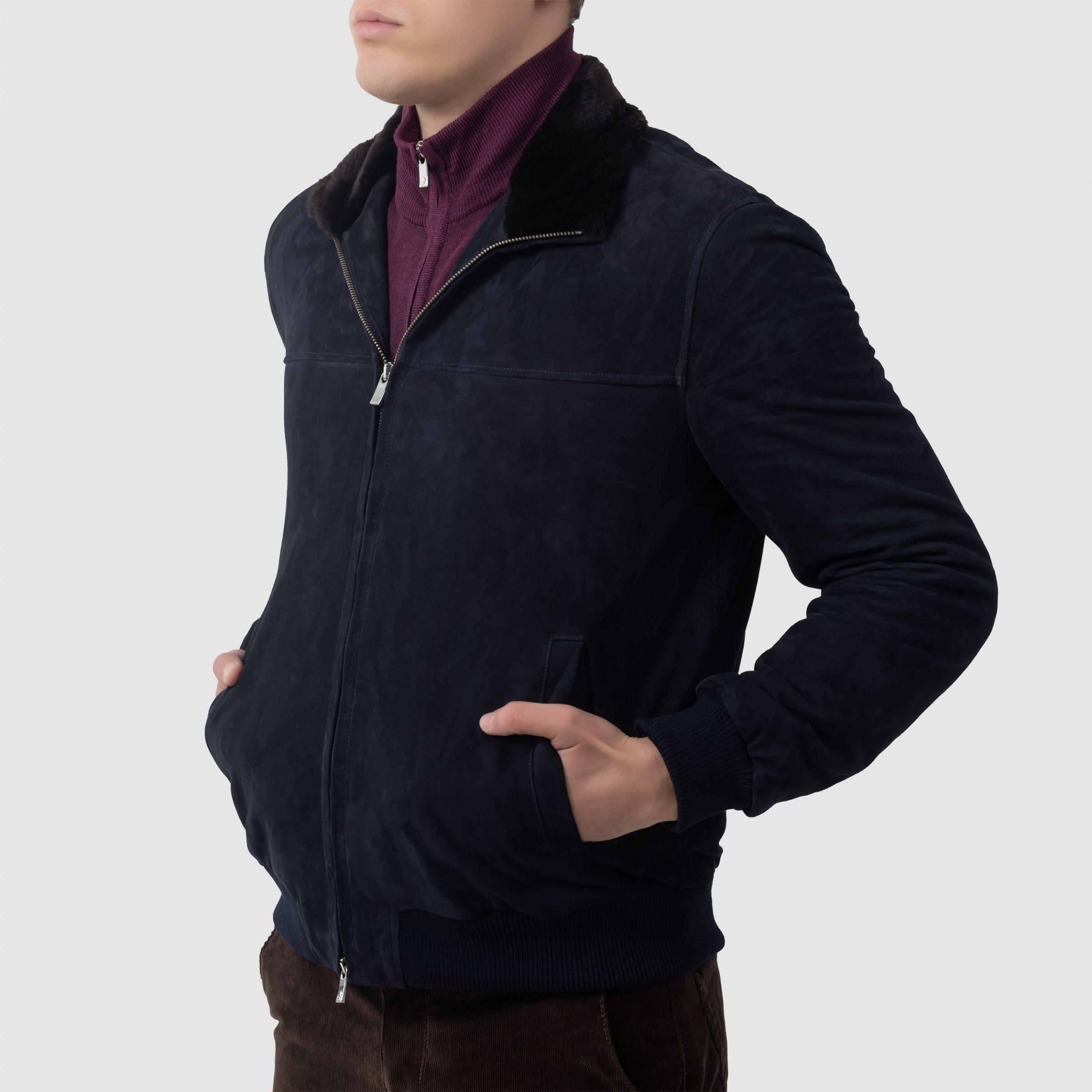 Куртка Tombolini синяя