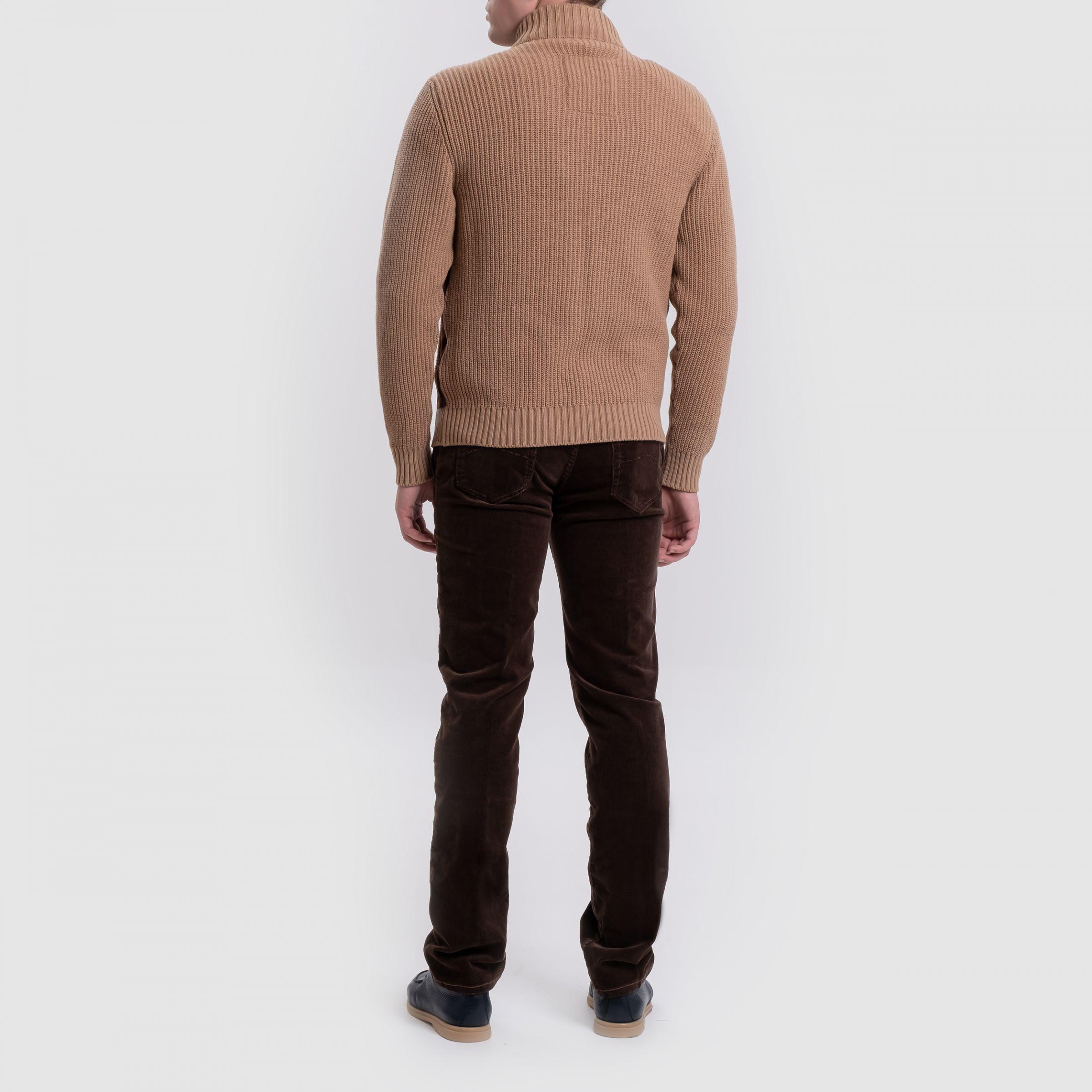 Кардиган Tombolini коричневый