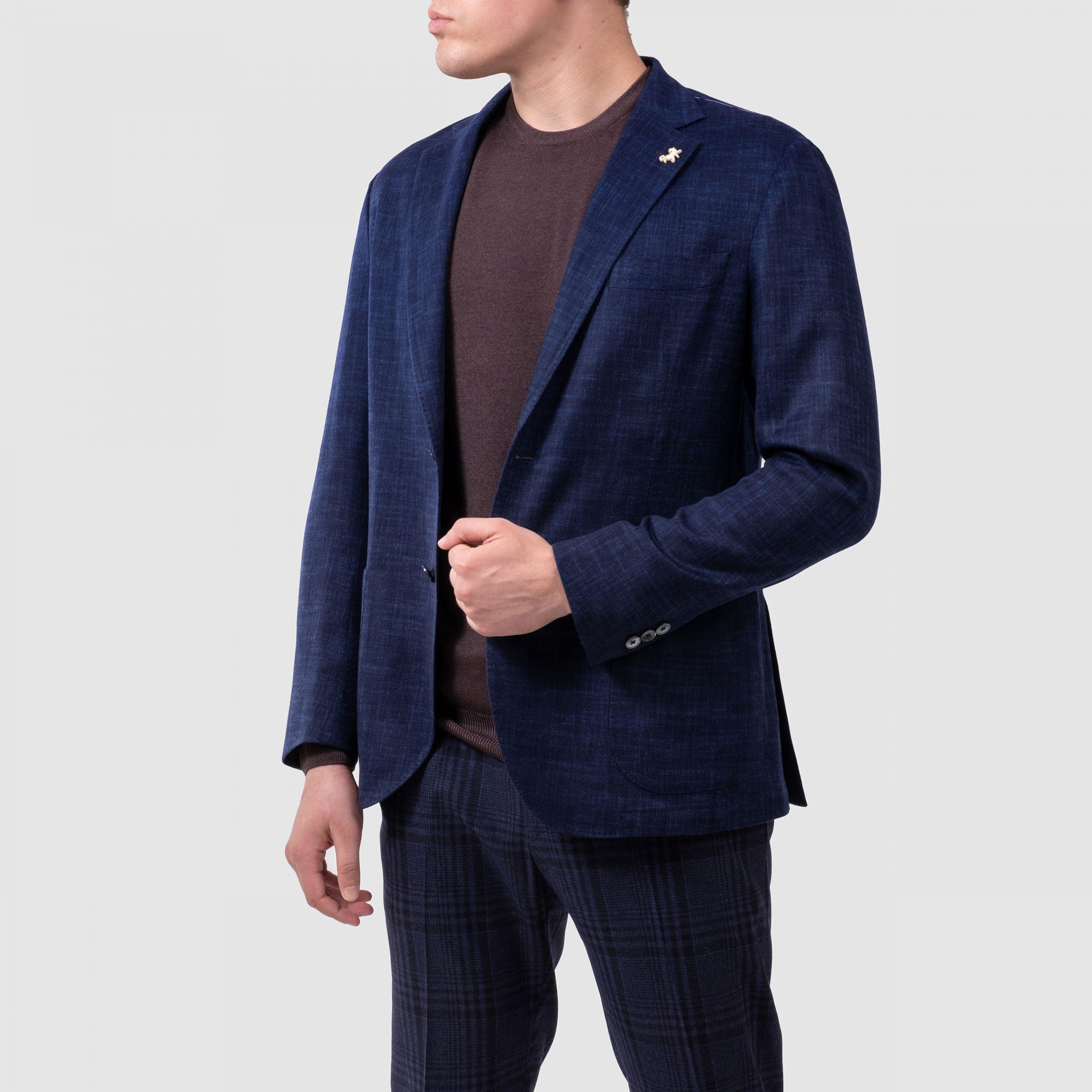 Пиджак Tombolini синий