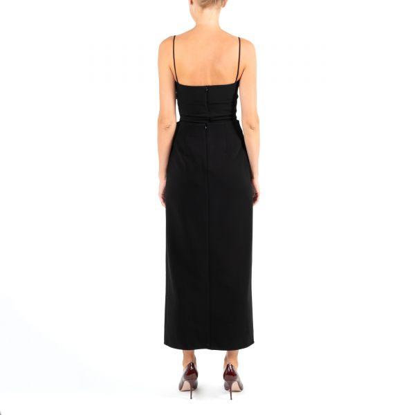 Юбка длинная Magda Butrym черная