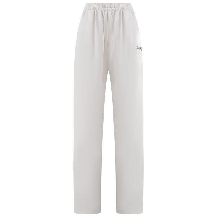 Спортивные брюки Balenciaga светло-серые