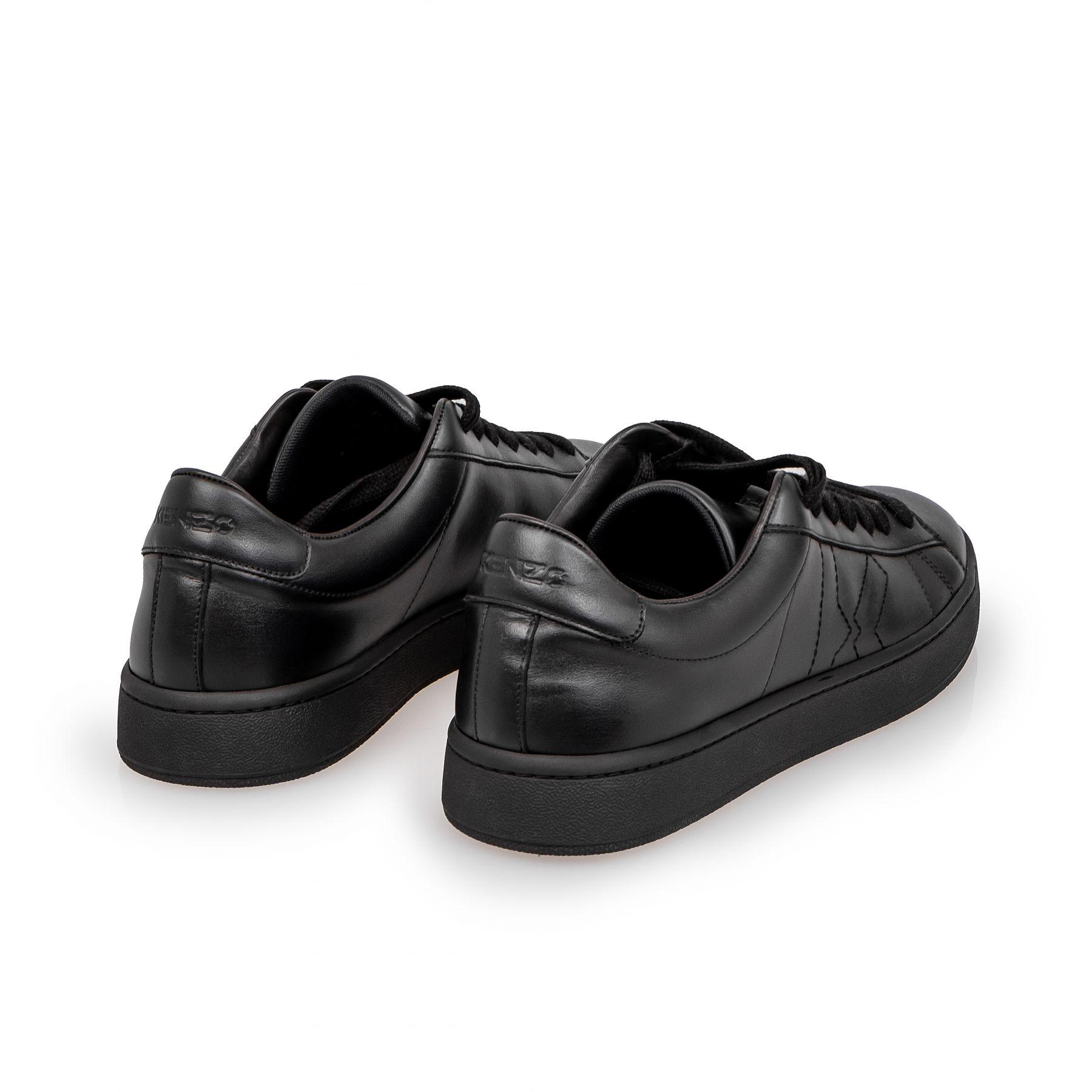 Сникеры Kenzo черные