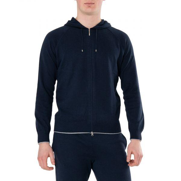 Спортивный костюм Barba Napoli темно-синий