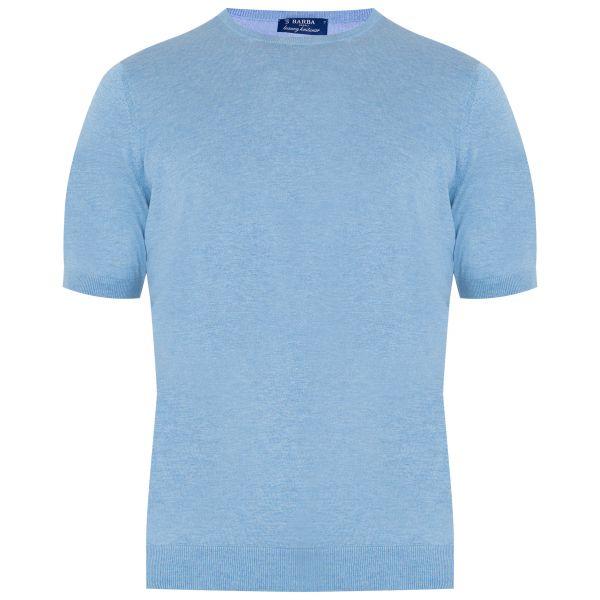 Футболка Barba Napoli голубая