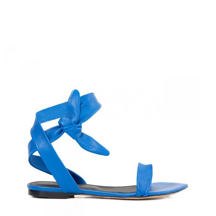 Босоножки Isabel Marant ARKA синие
