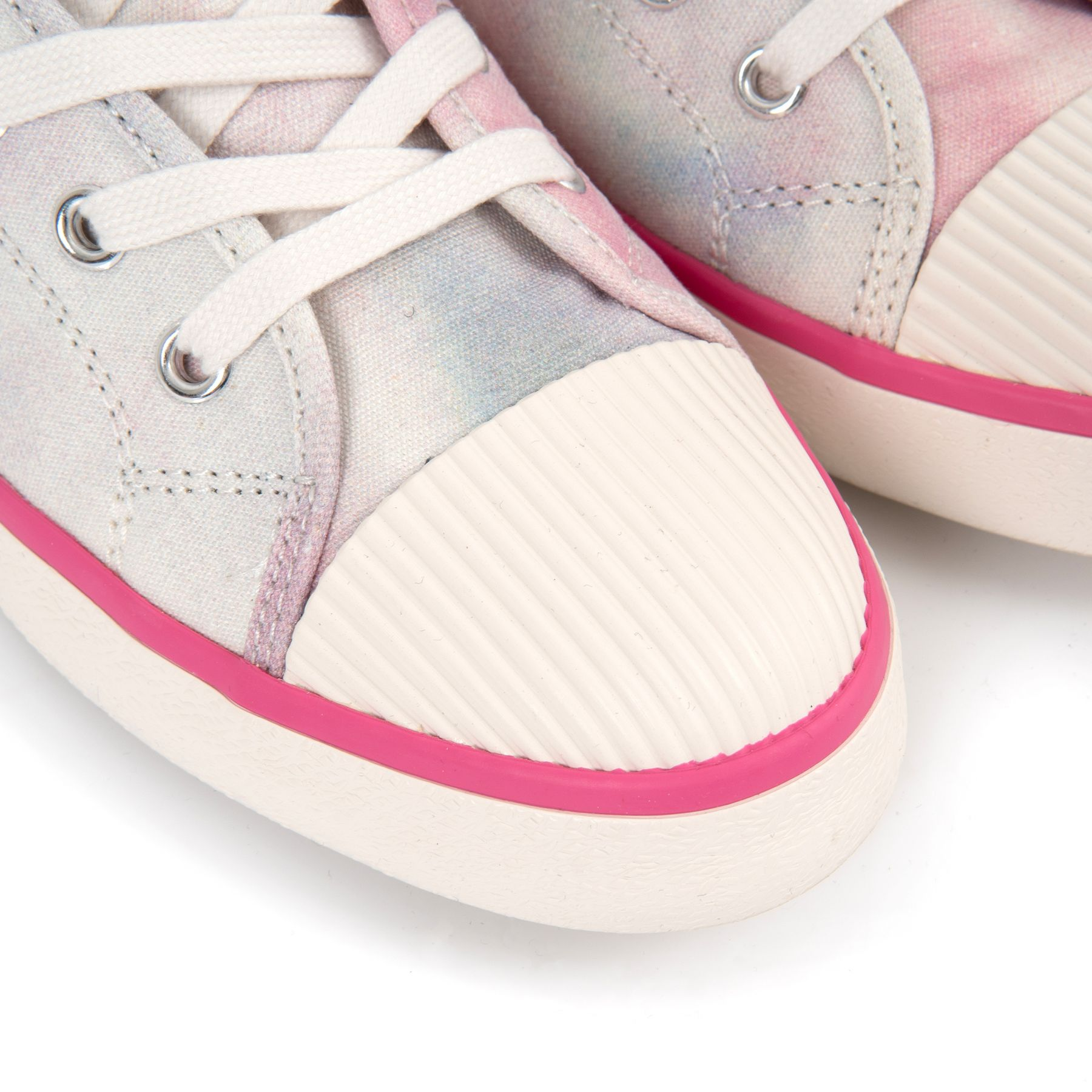 Кеды Isabel Marant BENKEEN бело-розовые
