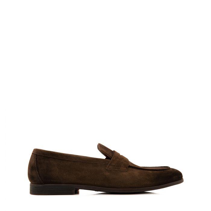Лоферы Doucal's коричневые