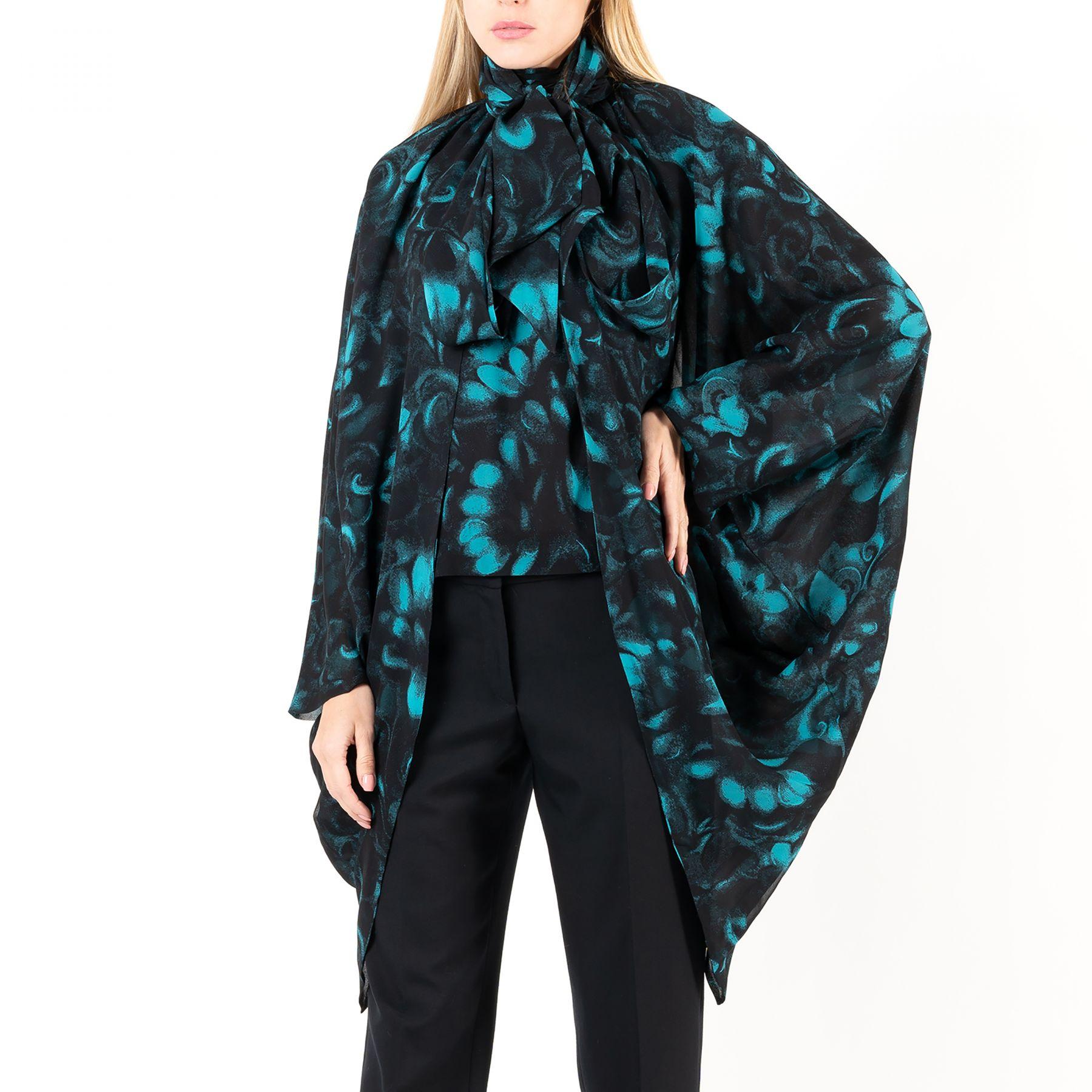 Блуза Dries Van Noten черная