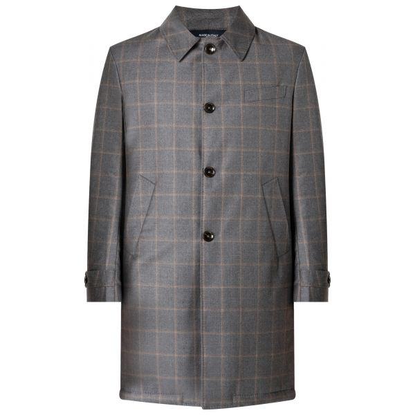 Пальто Tombolini серое