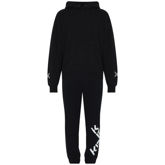 Спортивный костюм Kenzo черный