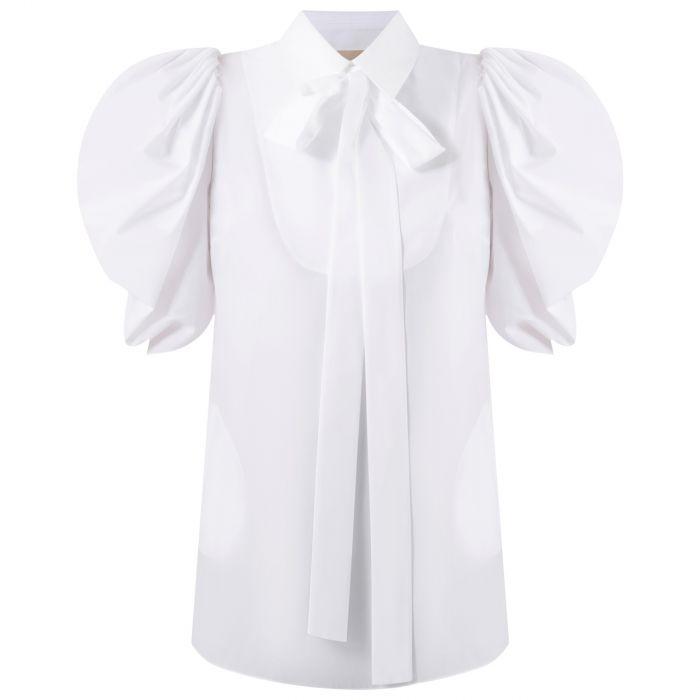 Блуза Elie Saab белая