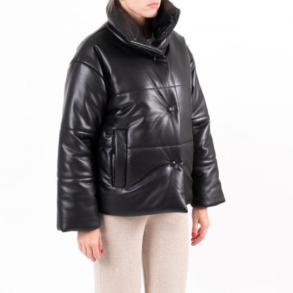 Куртка Nanushka черная