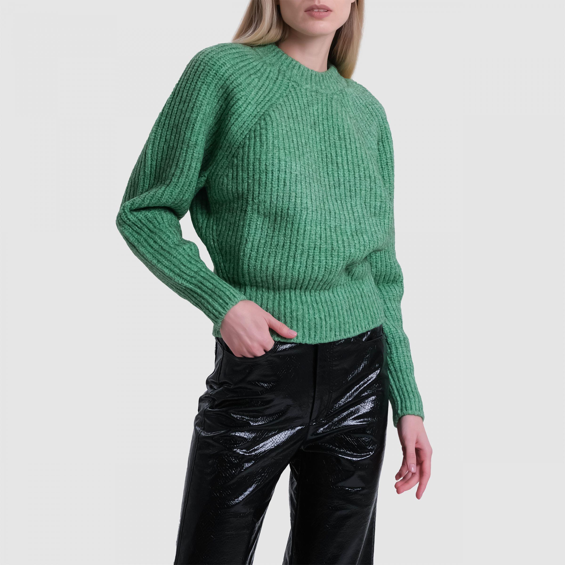 Свитер Isabel Marant зеленый